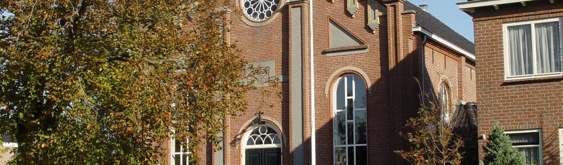 Gereformeerde kerk PKN Ten Boer
